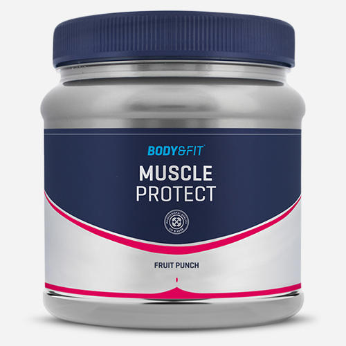 Muscle Protect - Body & Fit - Fruktbål - 500 Gram (38 Doser)