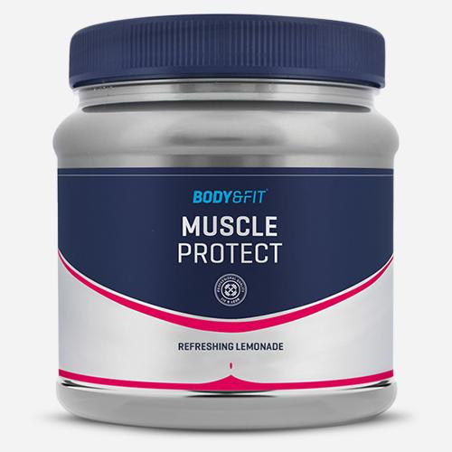 Muscle Protect - Body & Fit - Uppfriskande Lemonad - 500 Gram (38 Doser)
