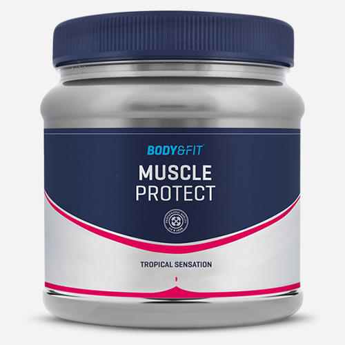 Muscle Protect - Body & Fit - Tropisk Sensation - 500 Gram (38 Doser)