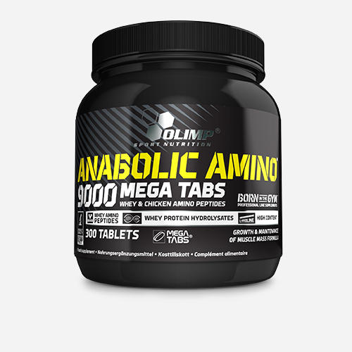 Anabolic Amino 9000 - Olimp Supplements - 300 Tabletter