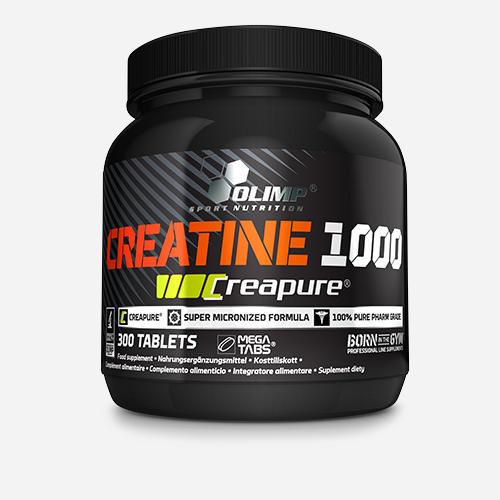 Creatine Creapure® tabletter - Olimp Supplements - 300 Tabletter