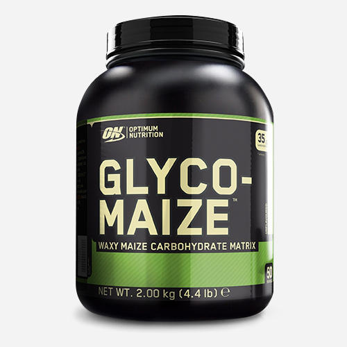 Glycomaize - Optimum Nutrition - Utan Smak - 2000 Gram (50 Doser)