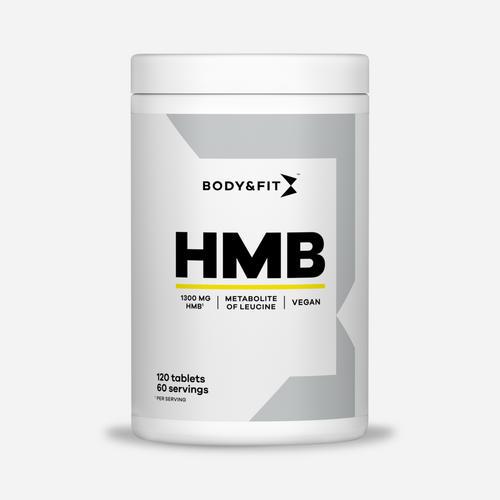 HMB Pure - Body & Fit - 120 Kapslar