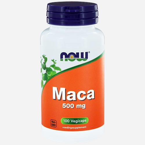 Maca - Now Foods - 100 Kapslar