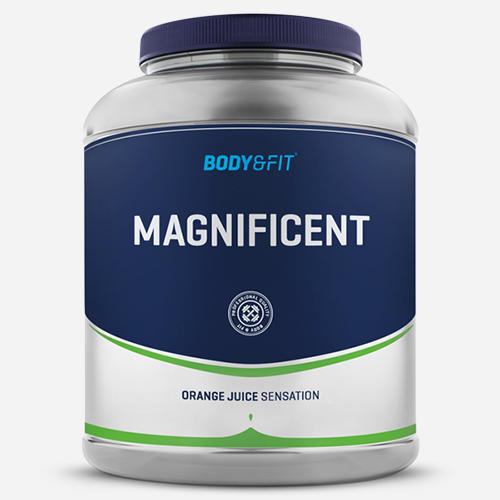 Magnificent - Body & Fit - Apelsinjuice - 2100 Gram (30 Doser)