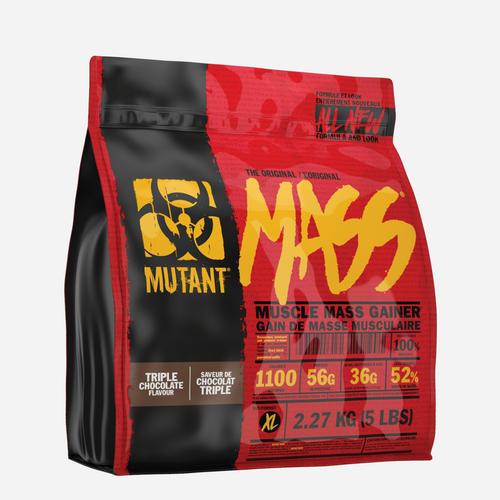 Mutant Mass - Mutant - Trippelchoklad - 2200 Gram (8 Shakes)