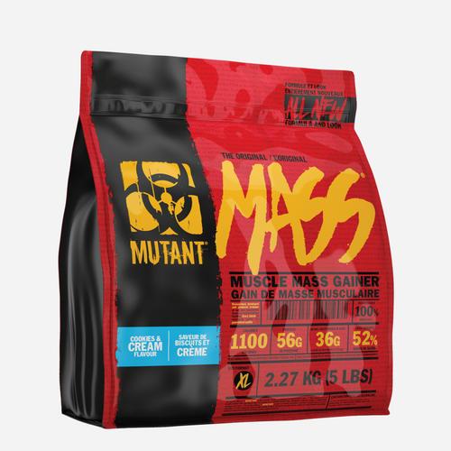 Mutant Mass - Mutant - Cookies & Cream - 2200 Gram (8 Shakes)