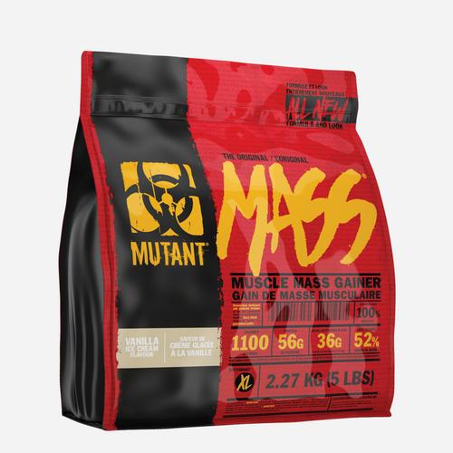 Mutant Mass - Mutant - Vaniljglass - 2200 Gram (8 Shakes)