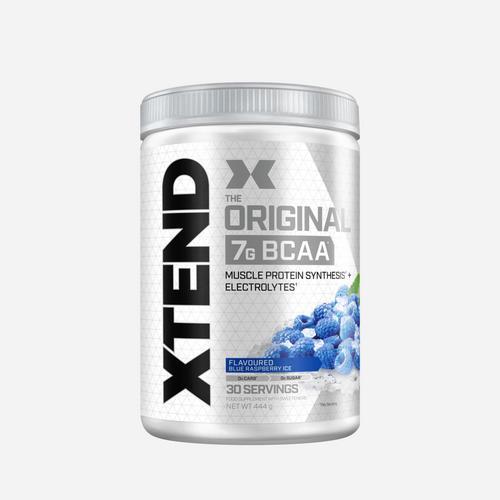 XTEND - Scivation - Blå Hallon - 398 Gram (30 Doser)