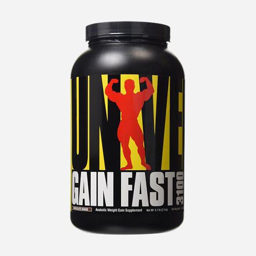 Gain Fast - Universal - Jordgubb - 2270 Gram (10 Shakes)