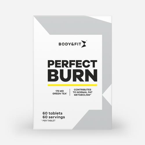 Perfect Burn - Body & Fit - 60 Tabletter (2 Månader)
