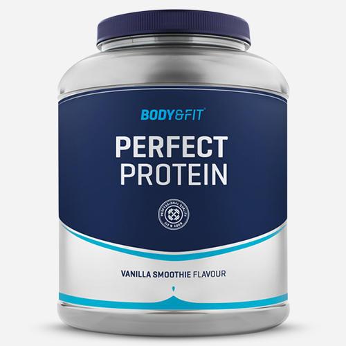 Perfect Protein - Body & Fit - Vaniljsmoothie - 2000 Gram (71 Shakes)