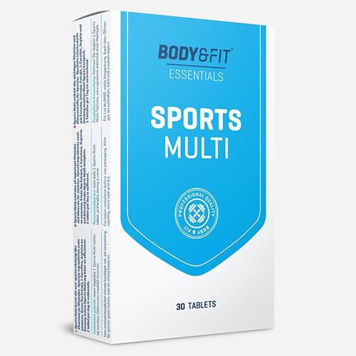Sports Multi - Body & Fit - 30 Tabletter