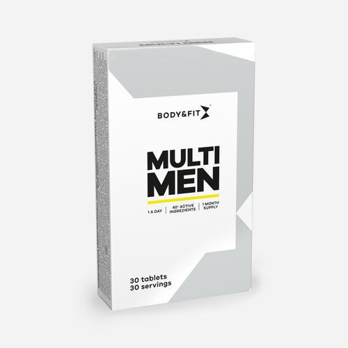 Multi Men - Body & Fit - 30 Tabletter