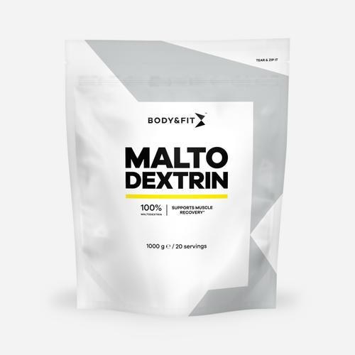 Pure Maltodextrin - Body & Fit - Utan Smak - 1000 Gram