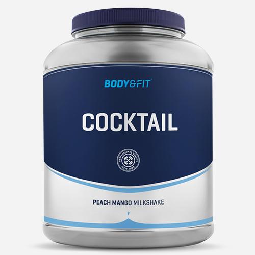 Cocktail - Body & Fit - Persika Mango - 2000 Gram (40 Shakes)