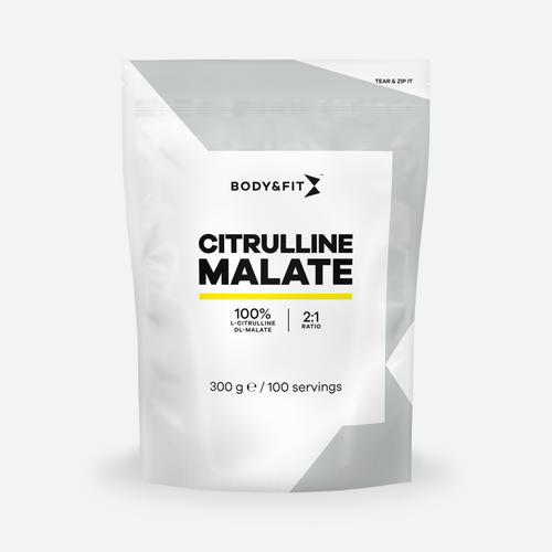 Citrulline Malate - Body & Fit - Utan Smak - 300 Gram