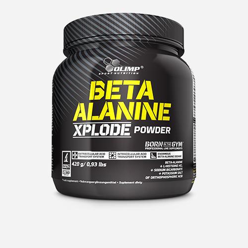 Beta-Alanine Xplode - Olimp Supplements - Apelsin - 420 Gram