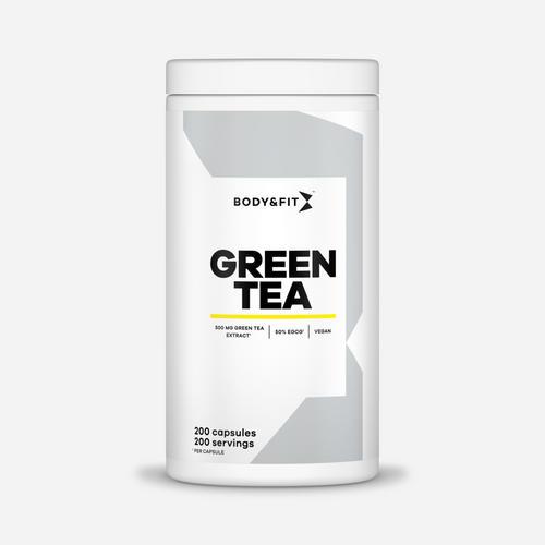 Green Tea - Body & Fit - 200 Kapslar