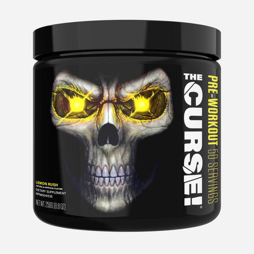 The Curse - Cobra Labs - Citronrush - 250 Gram (50 Doser)