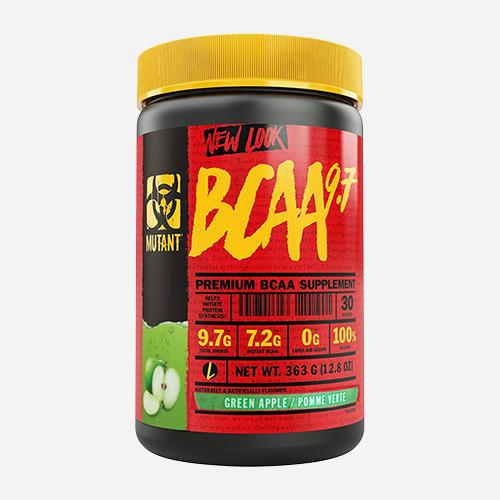 Mutant BCAA 9.7 - Mutant - Green Apple - 348 Gram (30 Doser)