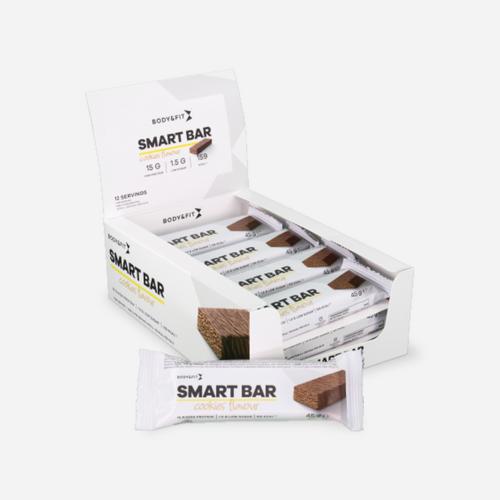 Smart Bar - Body & Fit - Läckra Kex - 540 Gram (12 Bars)