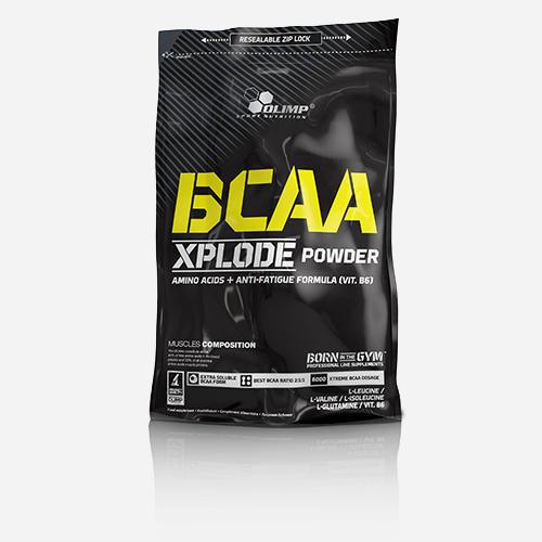 BCAA Xplode - Olimp Supplements - Apelsin - 500 Gram (50 Doser)