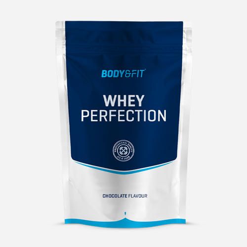 Whey Perfection - Body & Fit - Milkshake Choklad - 896 Gram (32 Shakes)