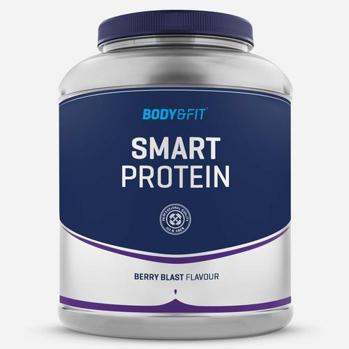 Smart Protein - Body & Fit - Milkshake Bär - 2000 Gram (71 Shakes)