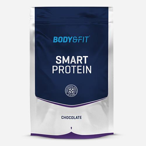 Smart Protein - Body & Fit - Milkshake Choklad - 750 Gram (26 Shakes)