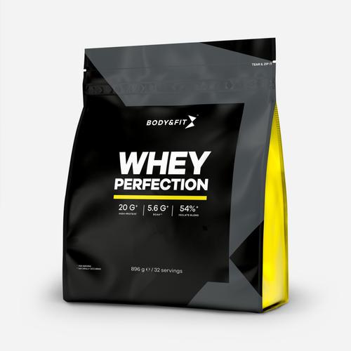 Whey Perfection - Body & Fit - Milkshake Stracciatella - 896 Gram (32 Shakes)