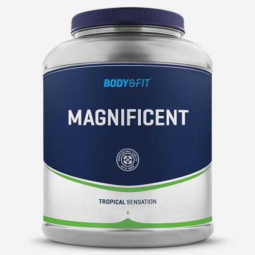 Magnificent - Body & Fit - Tropisk - 2100 Gram (30 Doser)