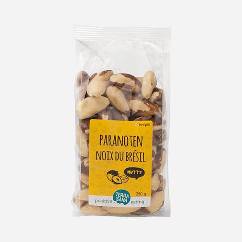 Paranötter - Terrasana - Nötter - 250 Gram