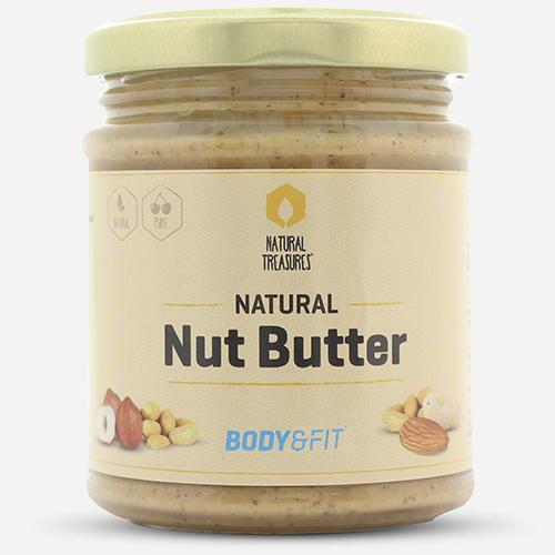 Natural Nut Butter - Body & Fit - Nötter - 170 Gram