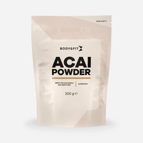 Acai Powder - Body & Fit - 200 Gram