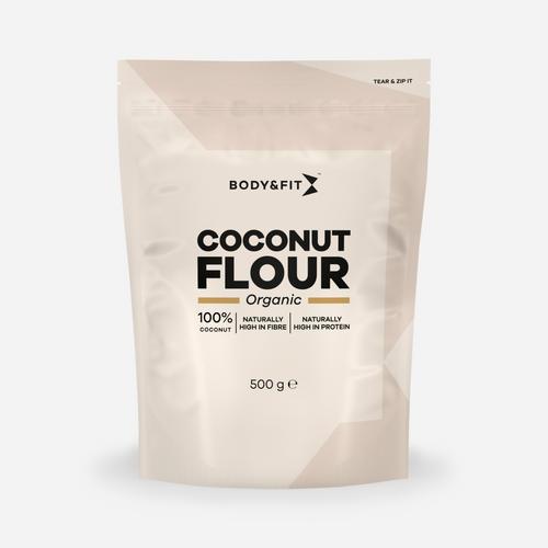 Pure Coconut Flour - Body & Fit - Kokosnöt - 500 Gram