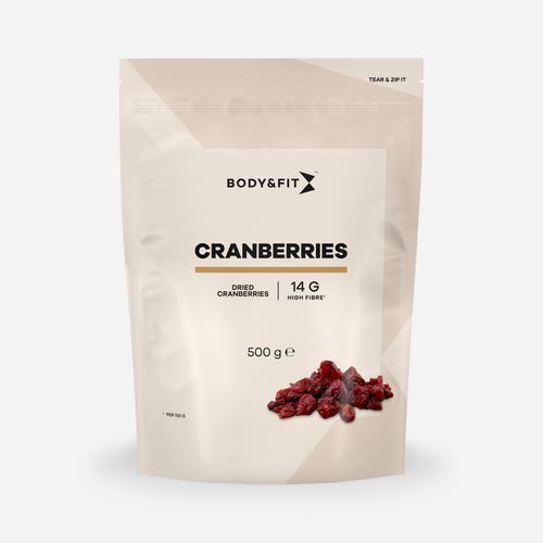 Pure Cranberries - Body & Fit - Tranbär - 500 Gram
