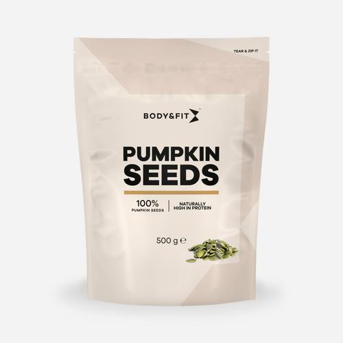Pure Pumpkin Seeds - Body & Fit - Pumpa - 500 Gram