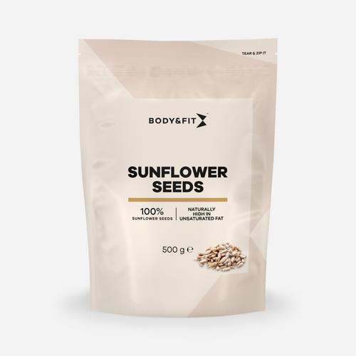 Pure Sunflower Seeds Peeled - Body & Fit - Naturel - 500 Gram