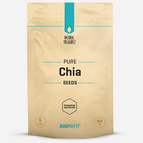 Pure Chia Seeds - Body & Fit - Naturel - 250 Gram