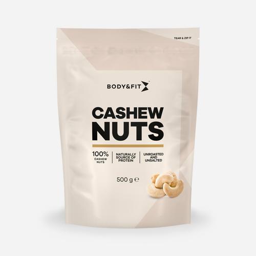 Pure Cashew Nuts - Body & Fit - Cashew - 500 Gram
