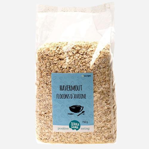 Oatmeal - Terrasana - Naturel - 750 Gram