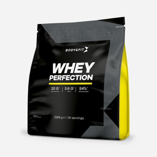 Whey Perfection - Body & Fit - Milkshake Stracciatella - 2268 Gram (81 Shakes)