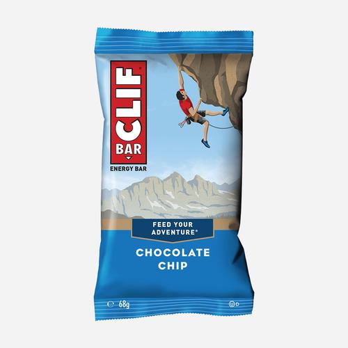 Clif Bar - Clif Bar - Kokosnöt Med Chokladbitar - 816 Gram (12 Doser)