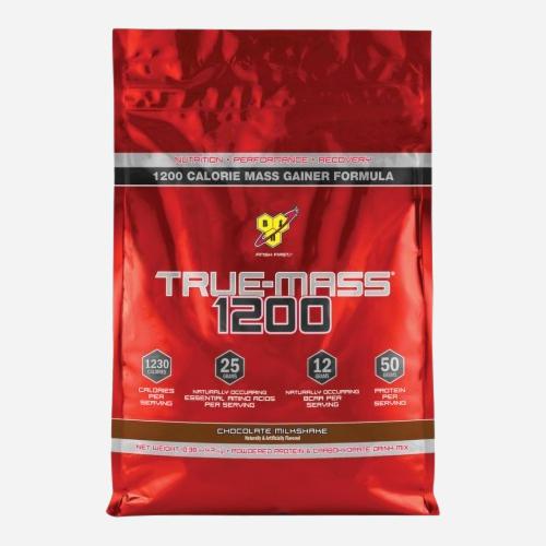 True Mass 1200 - BSN - Choklad - 4800 Gram (15 Doser)