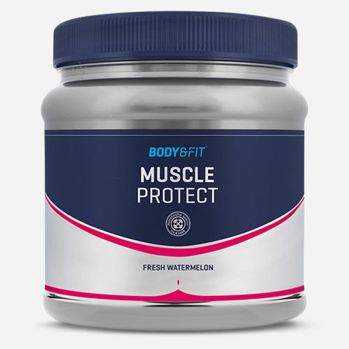 Muscle Protect - Body & Fit - Uppfriskande Vattenmelon - 500 Gram (38 Doser)