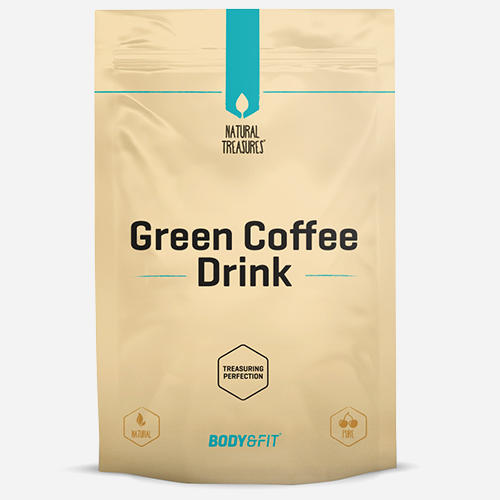 Green Coffee Drink - Body & Fit - Choklad - 300 Gram (60 Doser)