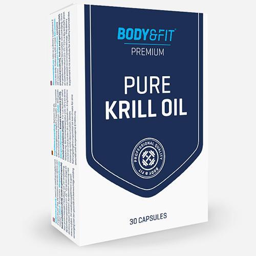 Pure Krill Oil - Body & Fit - 30 Kapslar