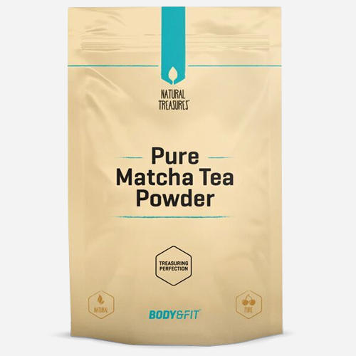 Matcha Tea Powder - Body & Fit - Naturel - 250 Gram