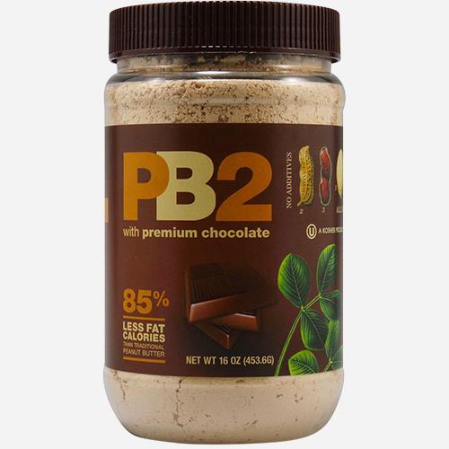 Jordnötssmör med premiumchoklad - Bell Plantation - Choklad - 453 Gram